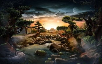 CGI - Artistic Wallpapers and Backgrounds ID : 169846
