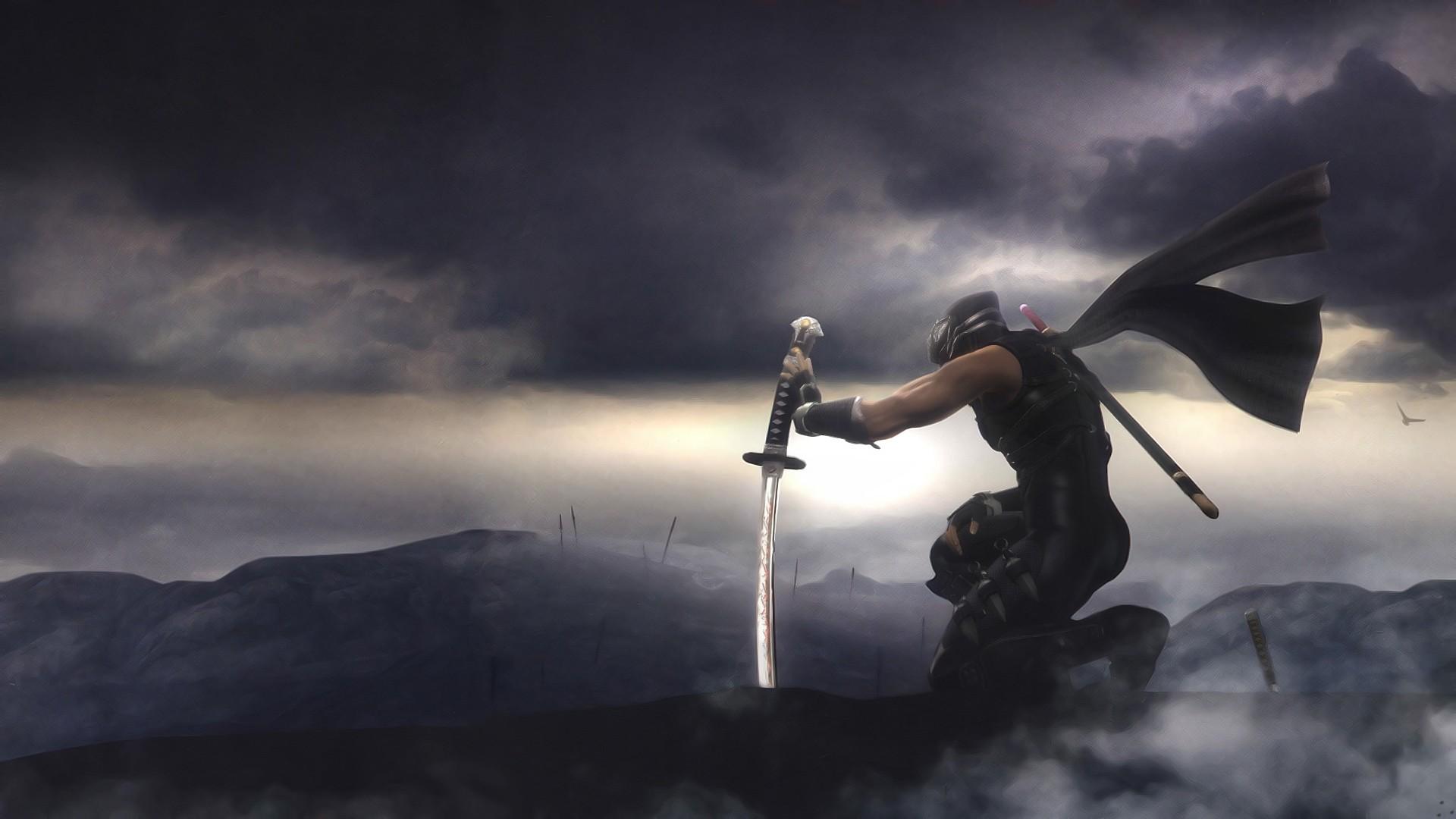 Ninja Gaiden Full HD Wallpaper And Background Image