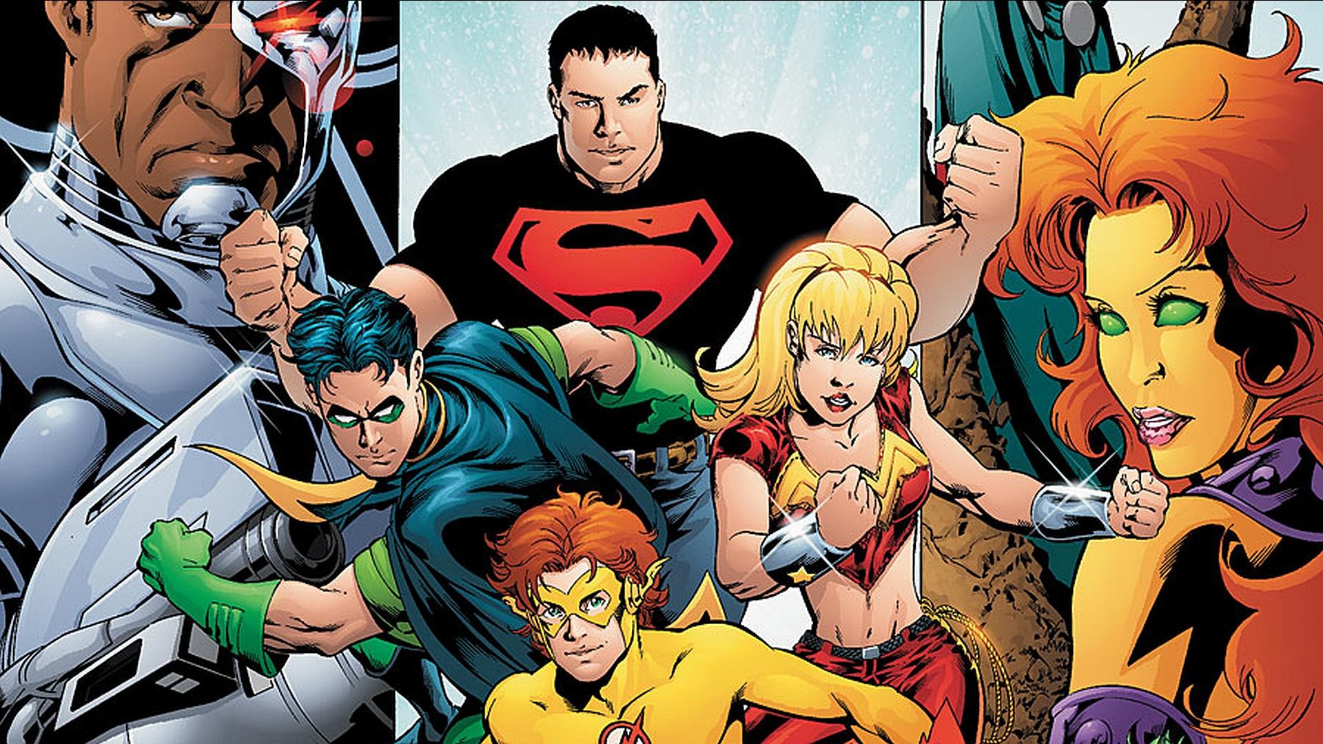 Teen Titans - Wikipedia
