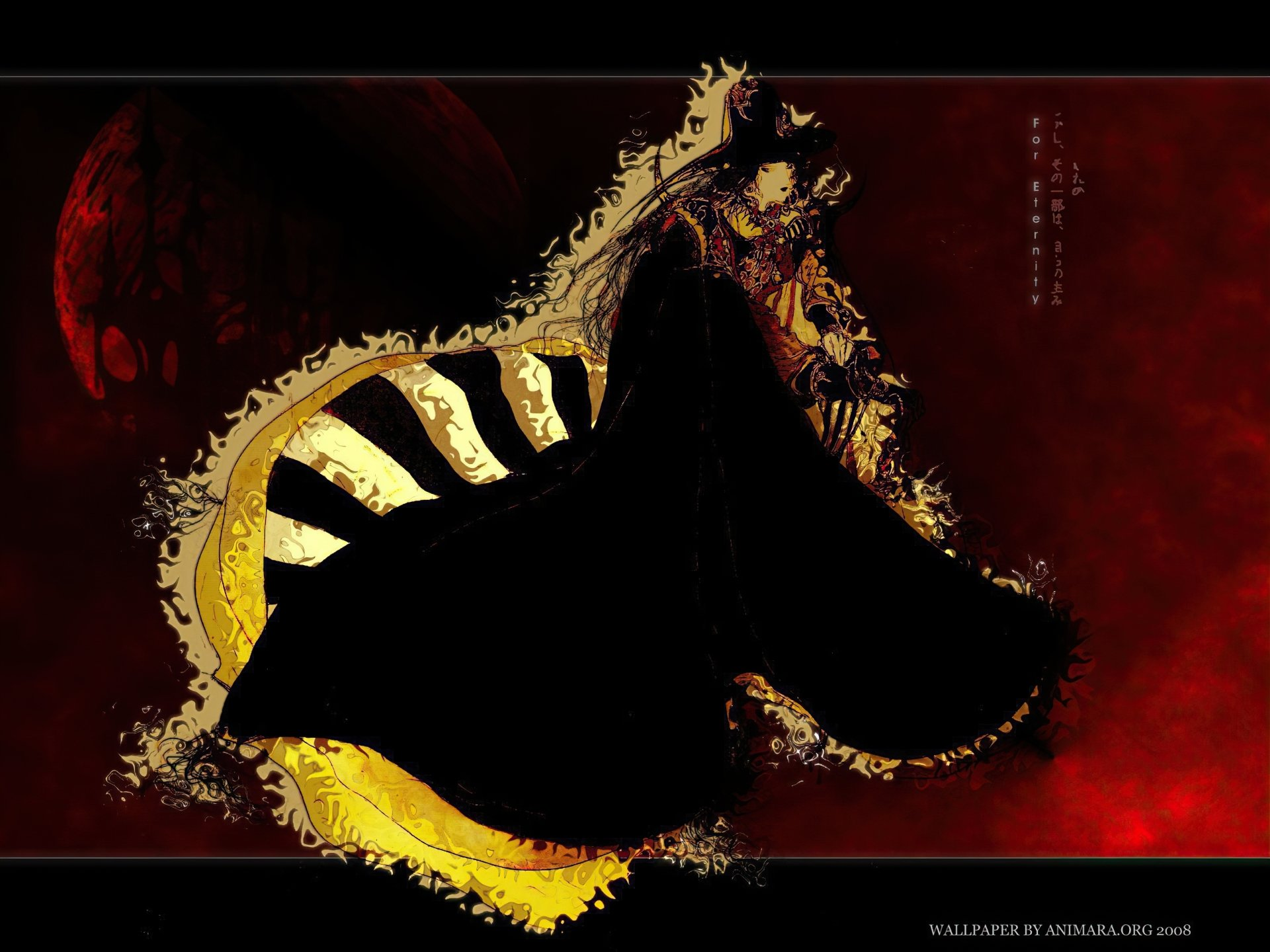 Anime - Vampire Hunter D  Wallpaper
