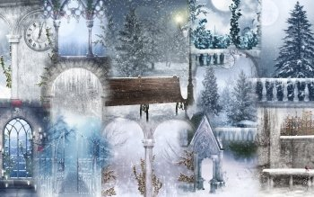 Artistic - Winter Wallpapers and Backgrounds ID : 170076