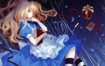 Anime - Alice In Wonderland Wallpapers and Backgrounds ID : 170208