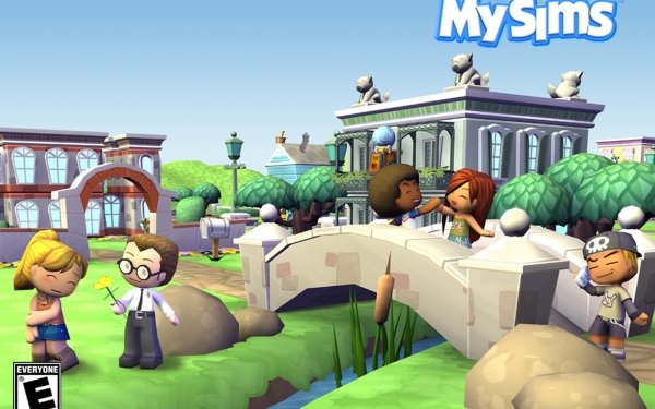 Video Game MySims The Sims HD Wallpaper | Background Image