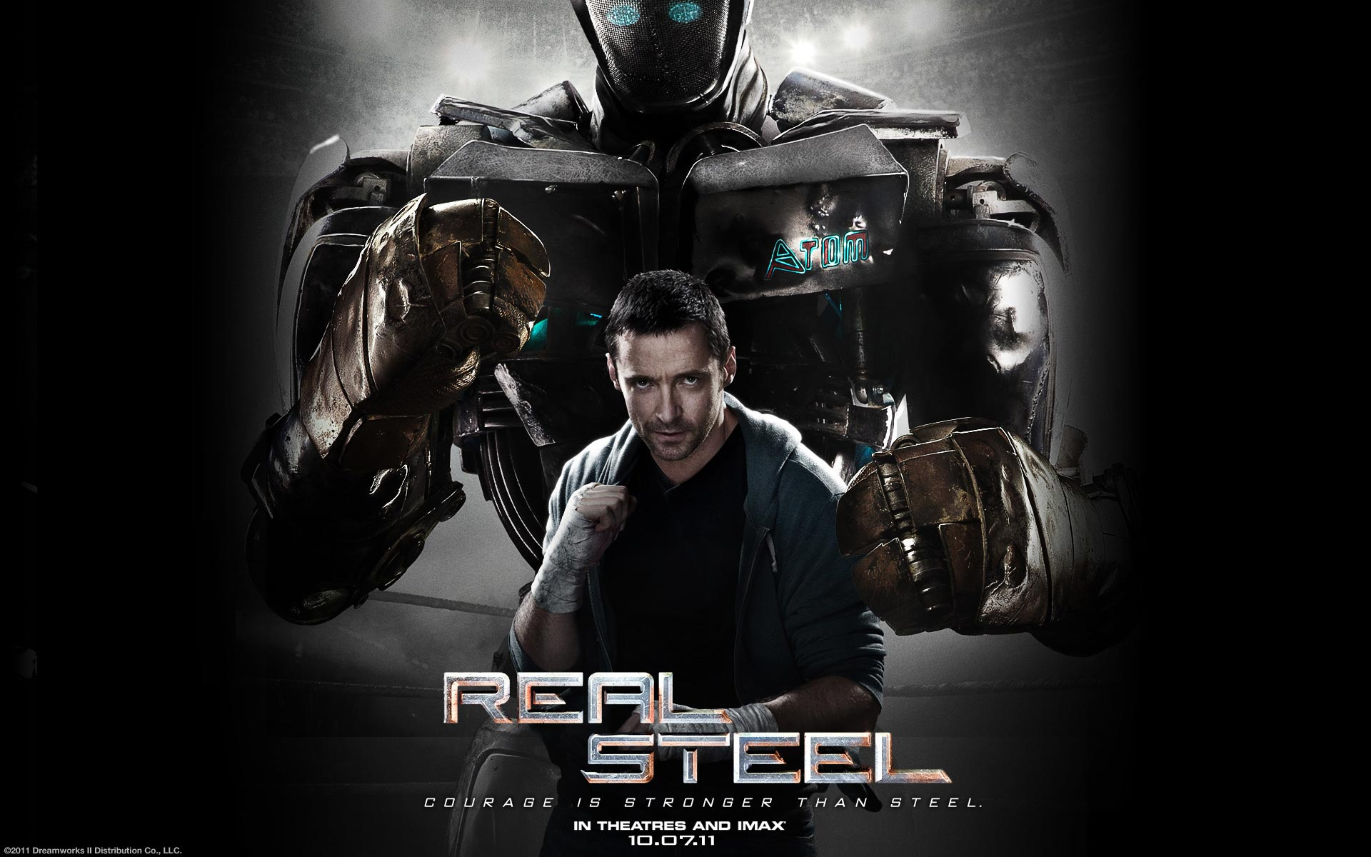 Real Steel English Movie