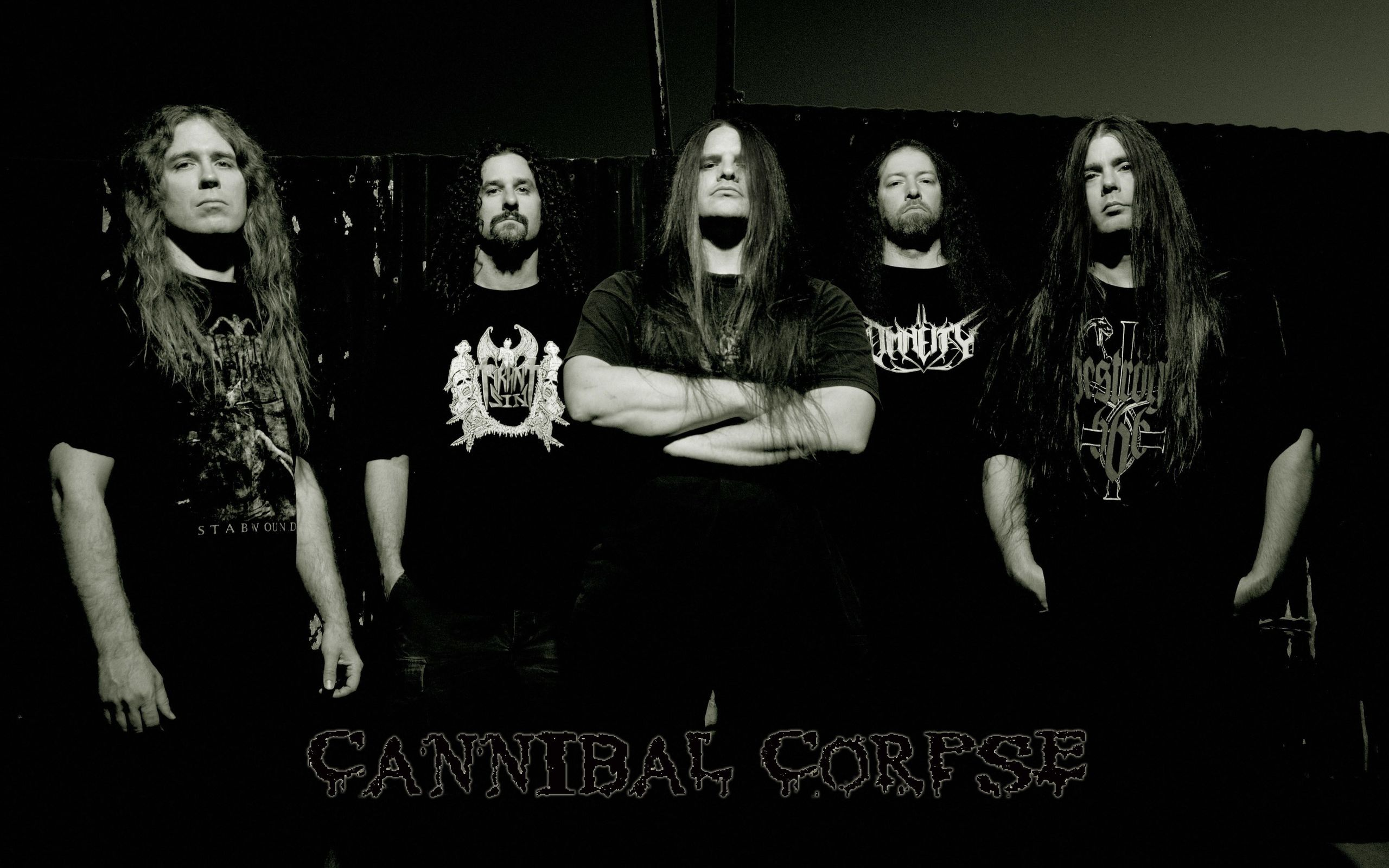 Cannibal Corpse Hd Wallpaper Background Image 2560x1600 Id