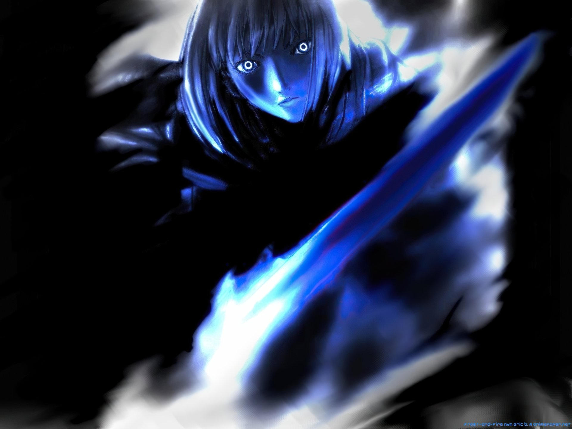 Anime - Claymore  Wallpaper