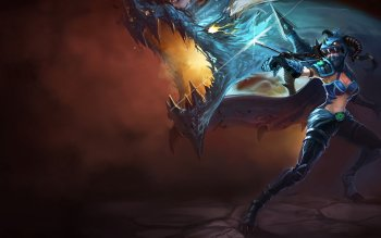 Video Game - League Of Legends Wallpapers and Backgrounds ID : 171314