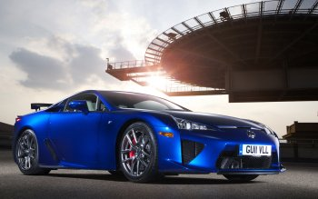 Veicoli - 2012 Lexus LFA Nurburgring Edition Wallpapers and Backgrounds ID : 171494