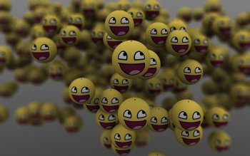 Humor - Smiley Wallpapers and Backgrounds ID : 171914