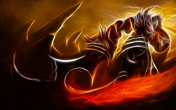 Video Game League Of Legends Tryndamere HD Wallpaper | Background Image
