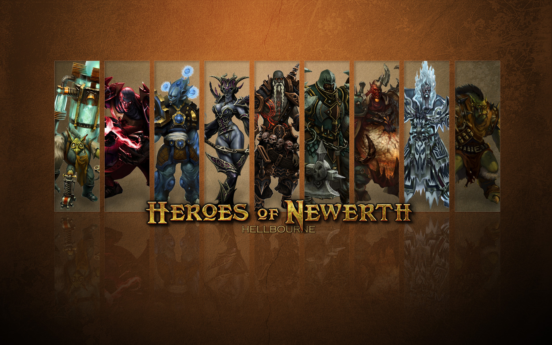 Alpha Coders | Wallpaper Abyss Video Game Heroes Of Newerth 172276