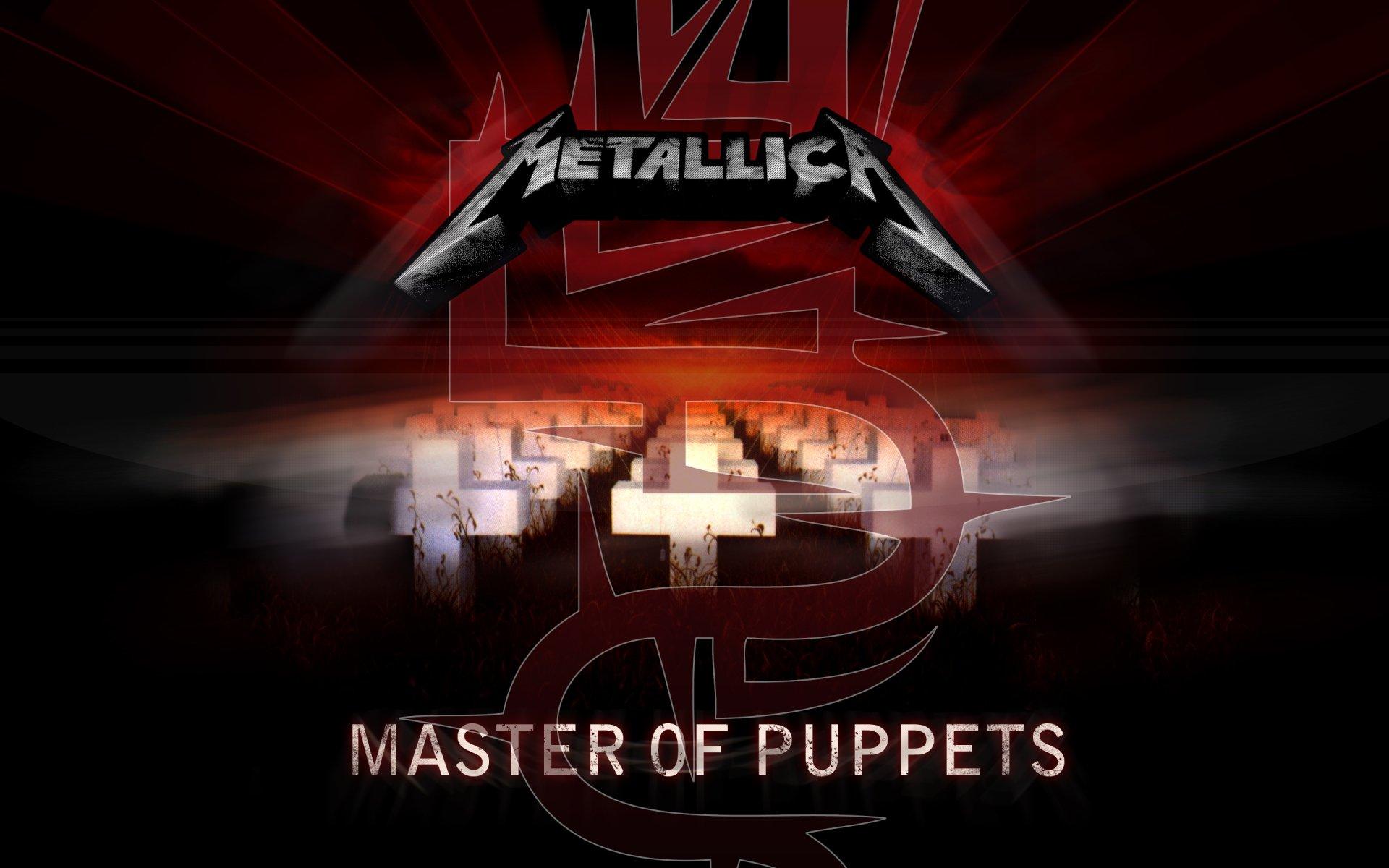 Music - Metallica  Wallpaper