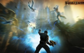 Video Game - Bulletstorm Wallpapers and Backgrounds ID : 172248
