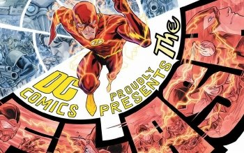 Comics - Flash Wallpapers and Backgrounds ID : 172656
