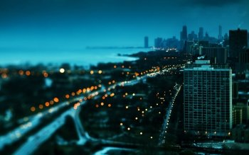 Photography - Tilt Shift Wallpapers and Backgrounds ID : 172746