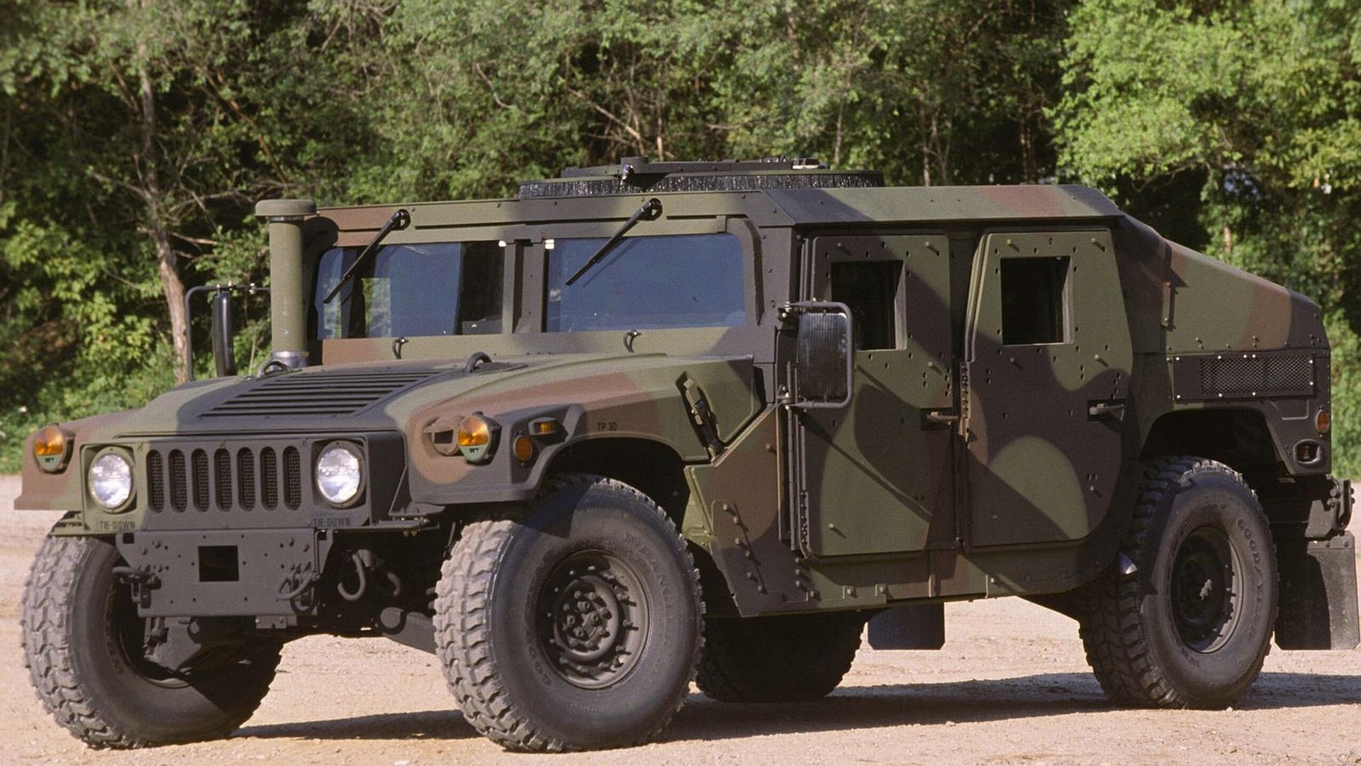 Military - Vehicle  Wallpaper