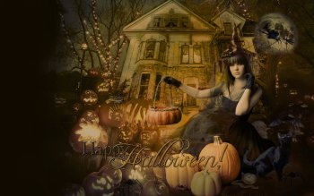 Holiday - Halloween Wallpapers and Backgrounds ID : 173436