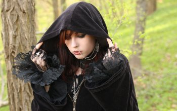 Women - Gothic Wallpapers and Backgrounds ID : 173546