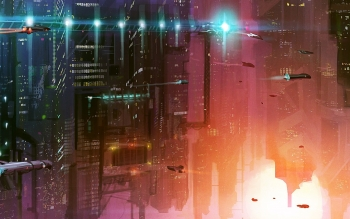 Sci Fi - City Wallpapers and Backgrounds ID : 173694