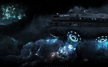 Sci Fi - Spaceship Wallpapers and Backgrounds ID : 173764