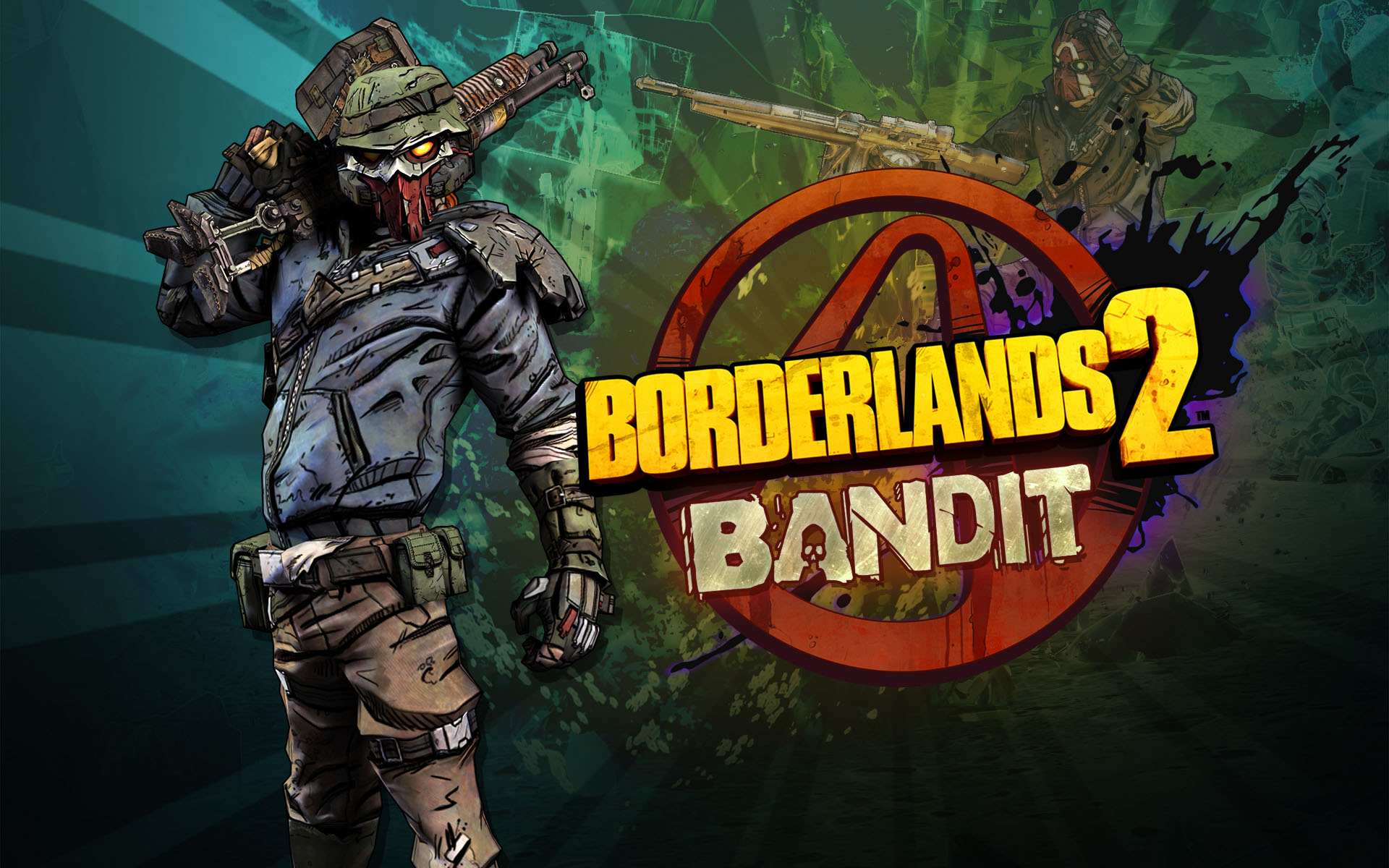 borderlands 2 full hd wallpaper and background image | 1920x1200