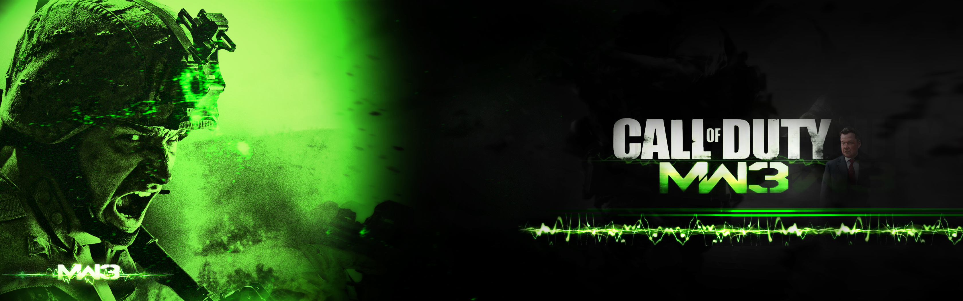 Call Of Duty Modern Warfare 3 Wallpaper And Background