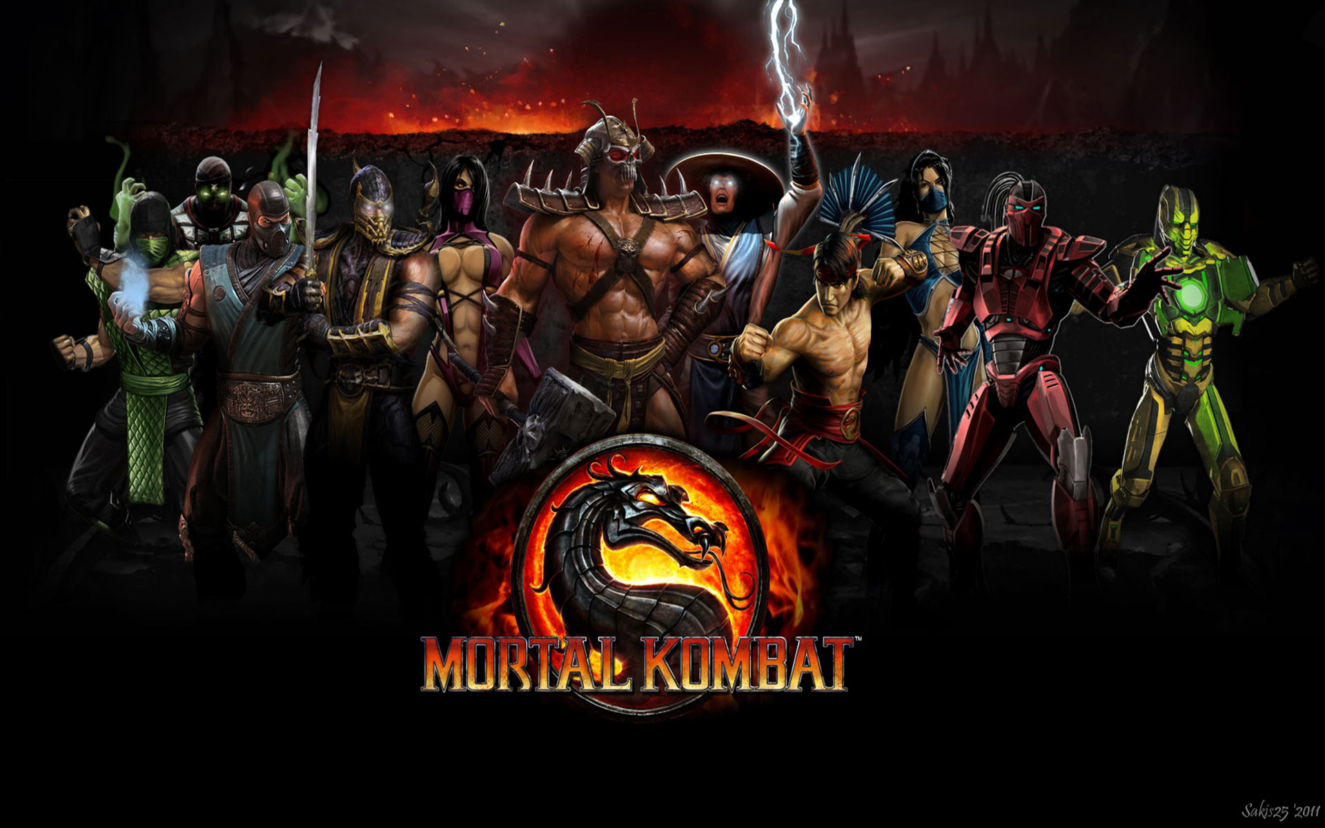 Video Game - Mortal Kombat  Wallpaper