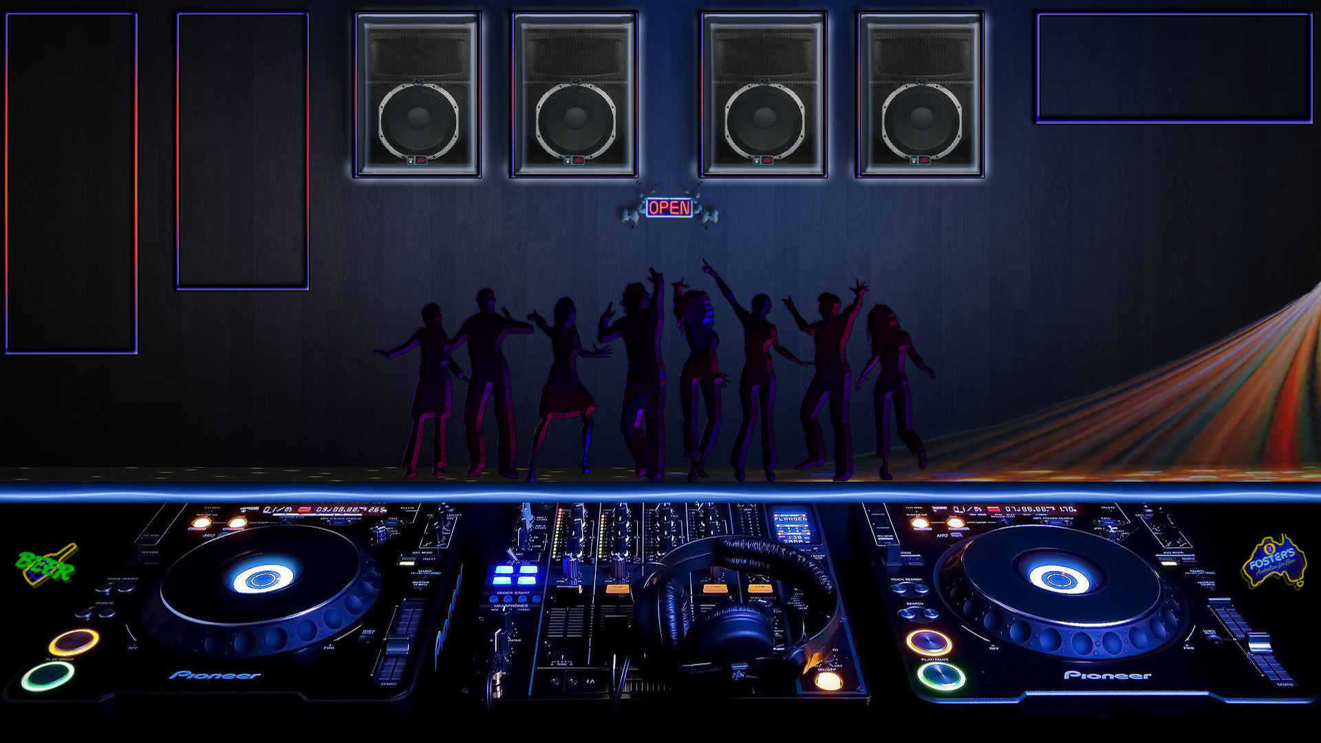 Dj full hd wallpaper and achtergrond 1920x1080 id 174978 for Popular house music
