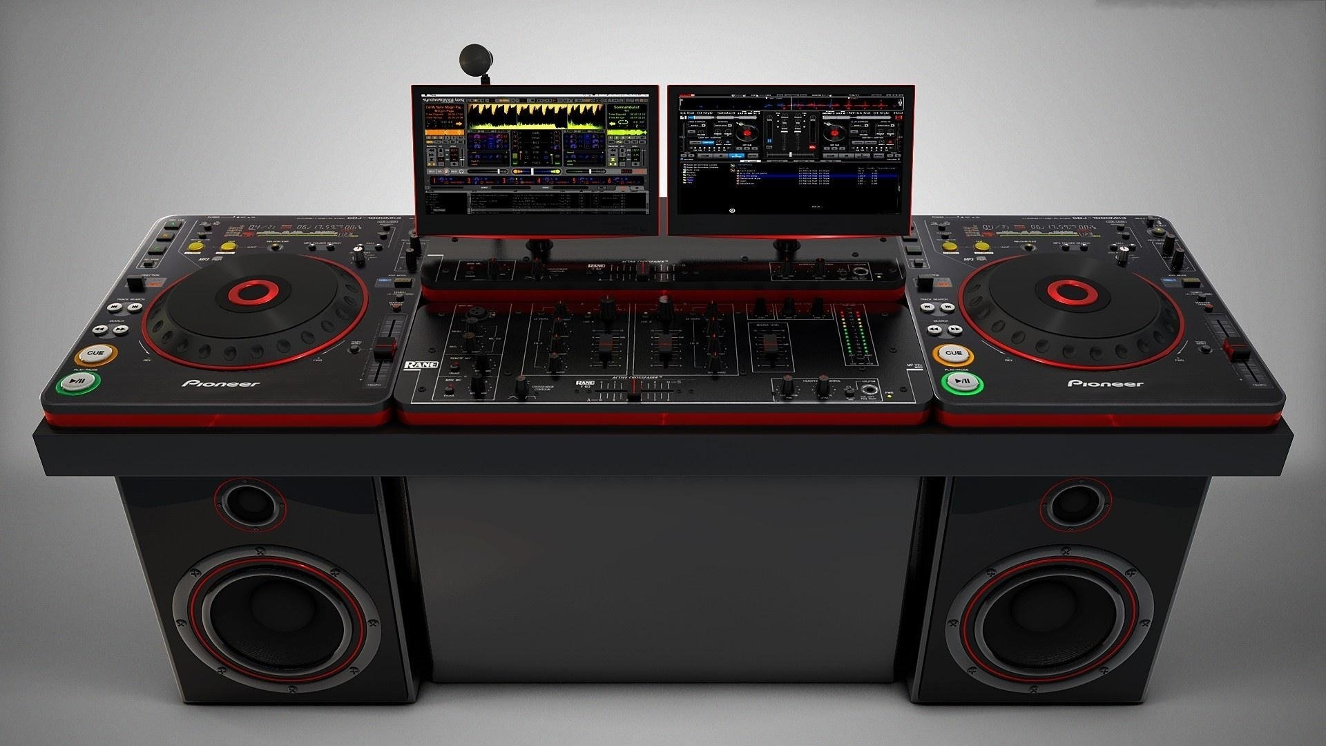 Wallpapers For Dj Mixer Wallpaper Download