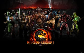 Video Game - Mortal Kombat Wallpapers and Backgrounds ID : 174854
