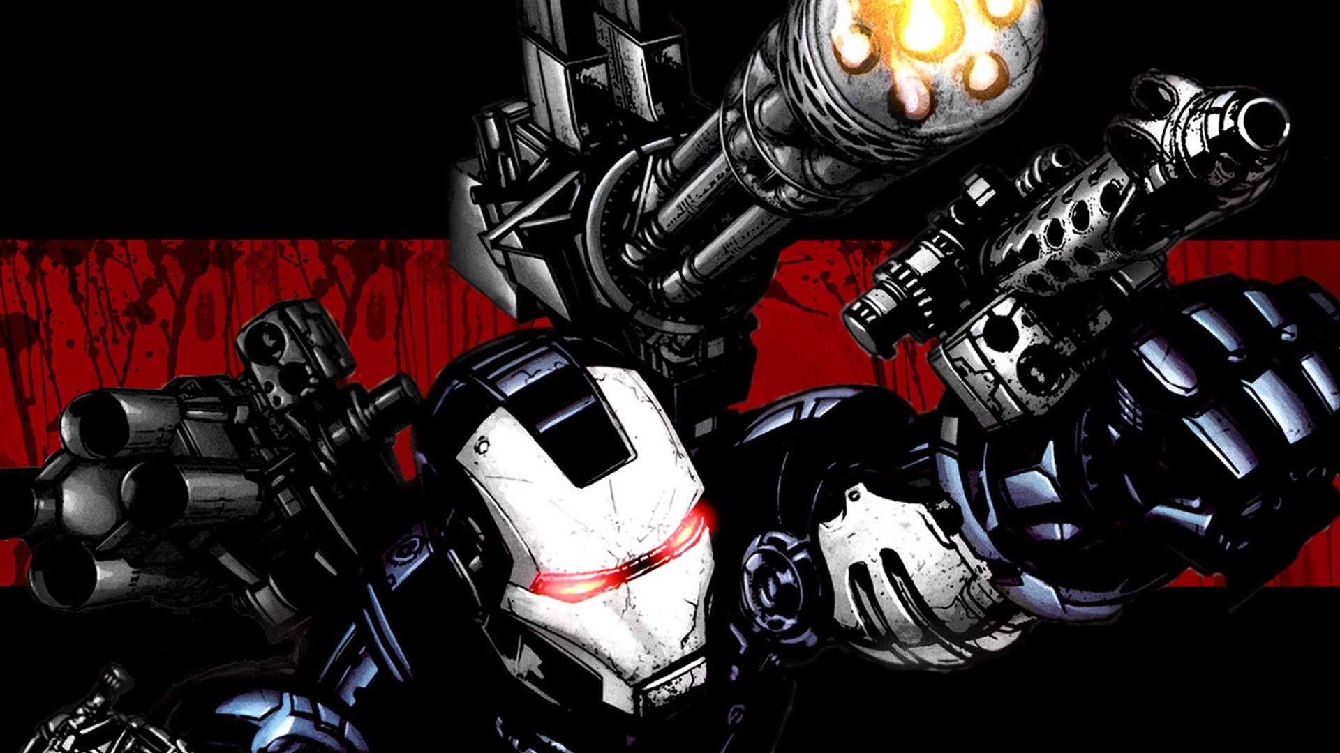 Download robot forex iron man
