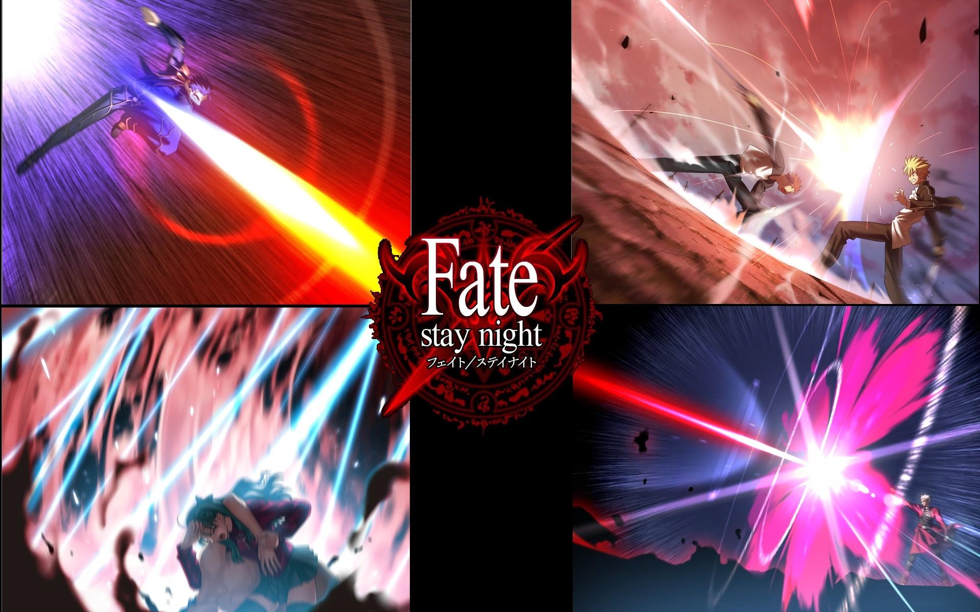 Fate/Stay Night HD Wallpaper