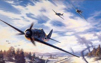 Preview Military - Focke-Wulf Fw 190 Art