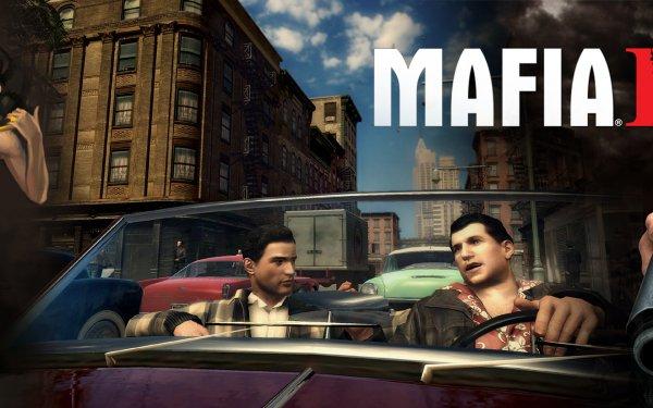 Video Game Mafia II Mafia HD Wallpaper | Background Image