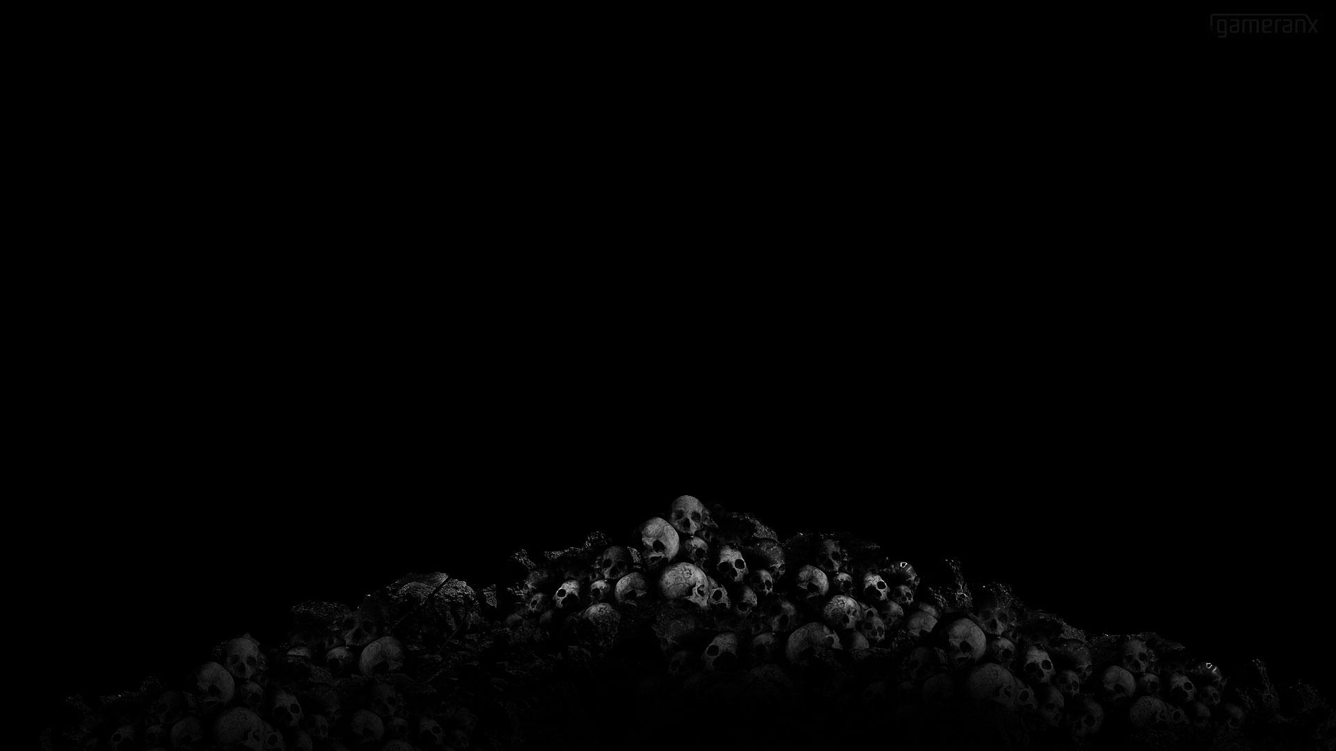 Skulls Full HD Wallpaper and Background Image   1920x1080 ...