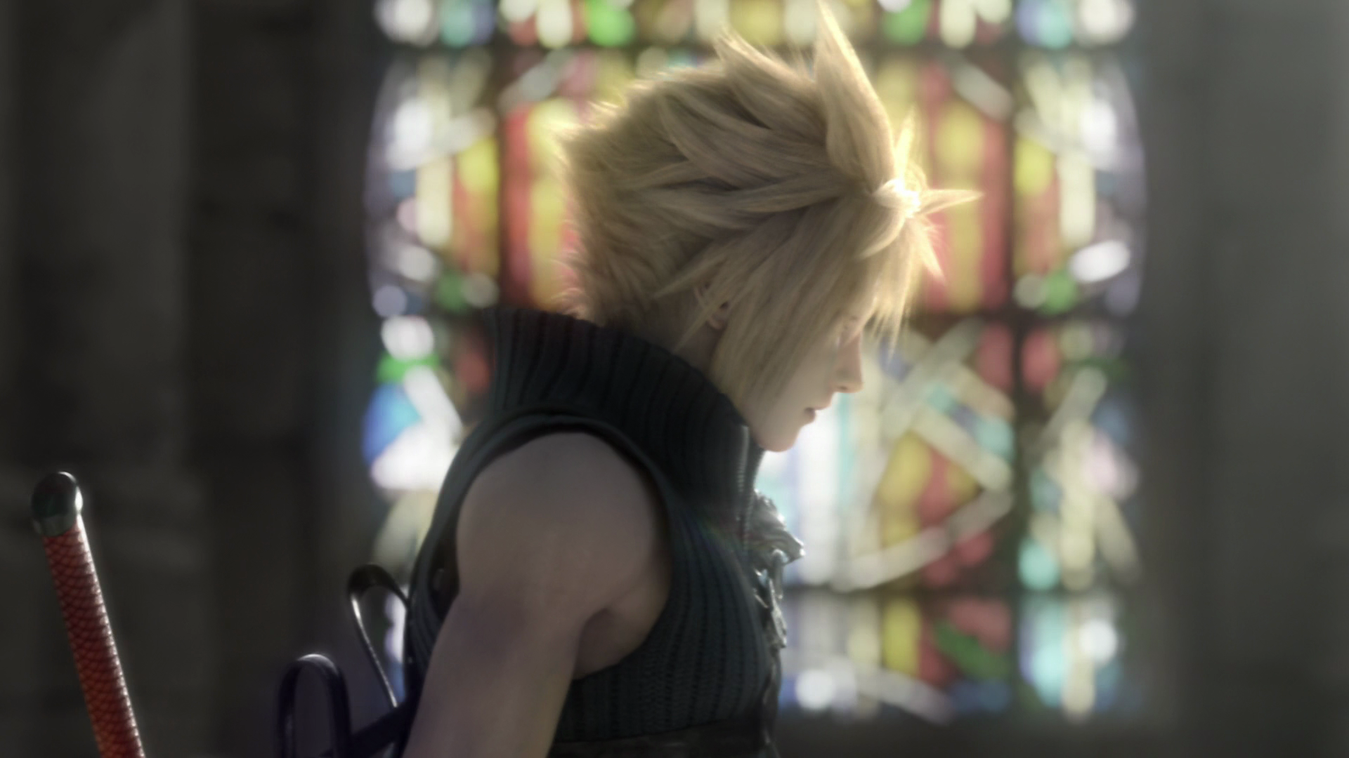 final fantasy vii: advent children full hd wallpaper and background