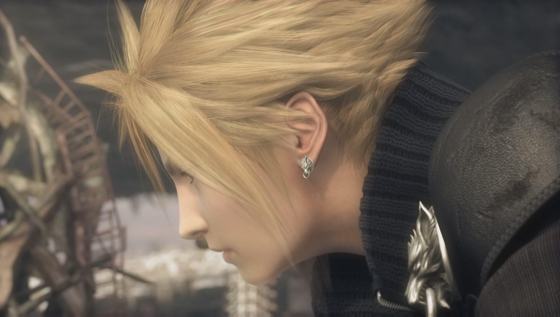 Final Fantasy Vii Advent Children Hd Wallpaper Background Image