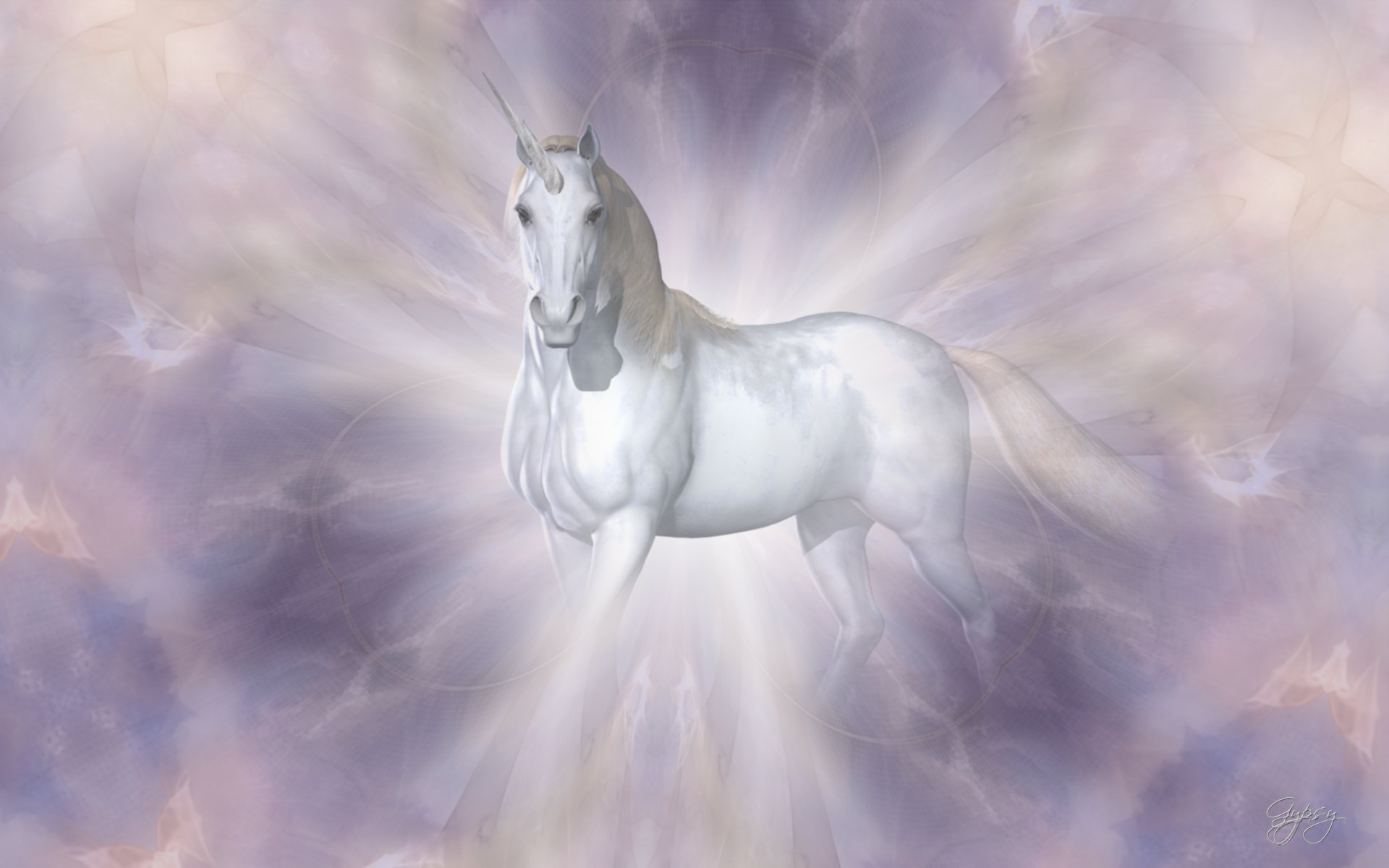 Hd wallpaper unicorn - Fantasy Unicorn Wallpaper