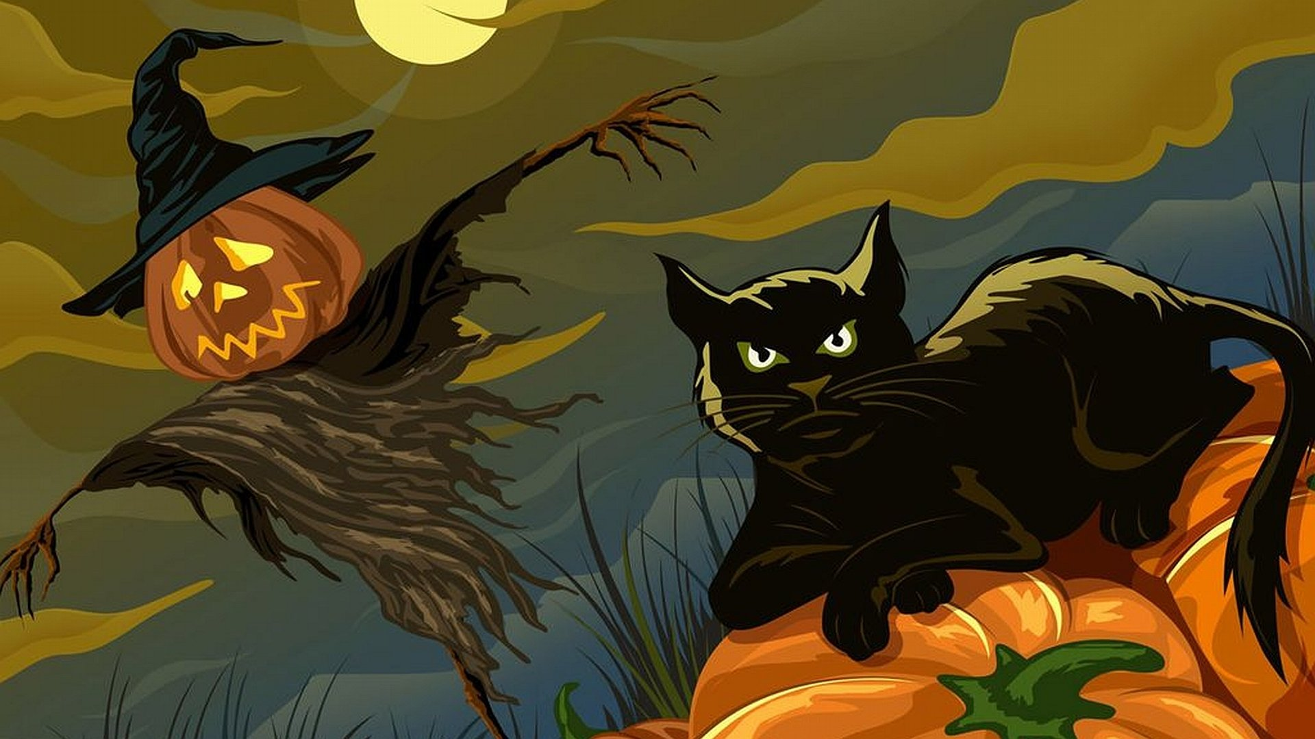 Holiday - Halloween  Wallpaper