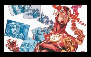Comics - Flash Wallpapers and Backgrounds ID : 176044