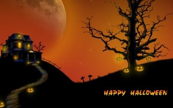 Feestdag - Halloween Wallpapers and Backgrounds ID : 176416