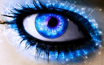Frauen - Auge Wallpapers and Backgrounds ID : 176444