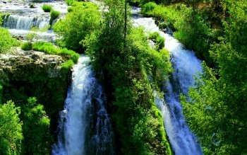 Earth - Waterfall Wallpapers and Backgrounds ID : 176824