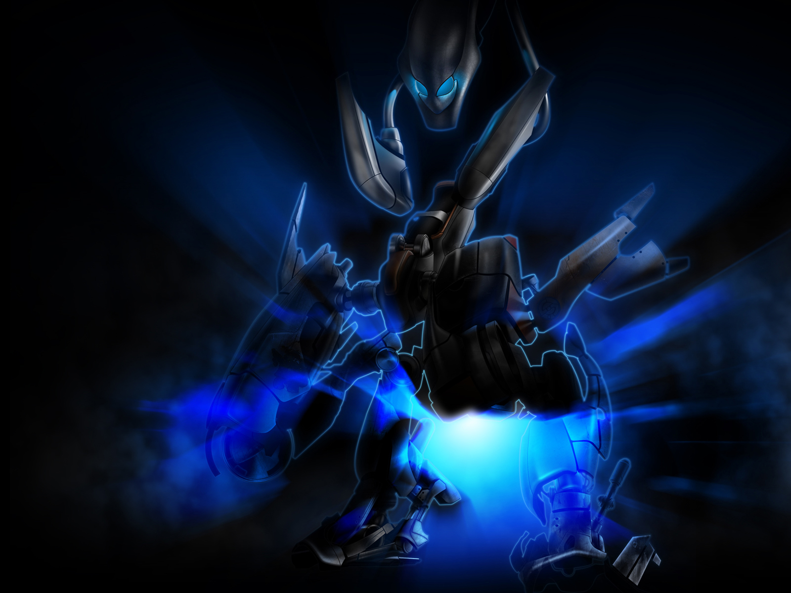 Alienware wallpaper and background image 1600x1200 id for Fond ecran gaming