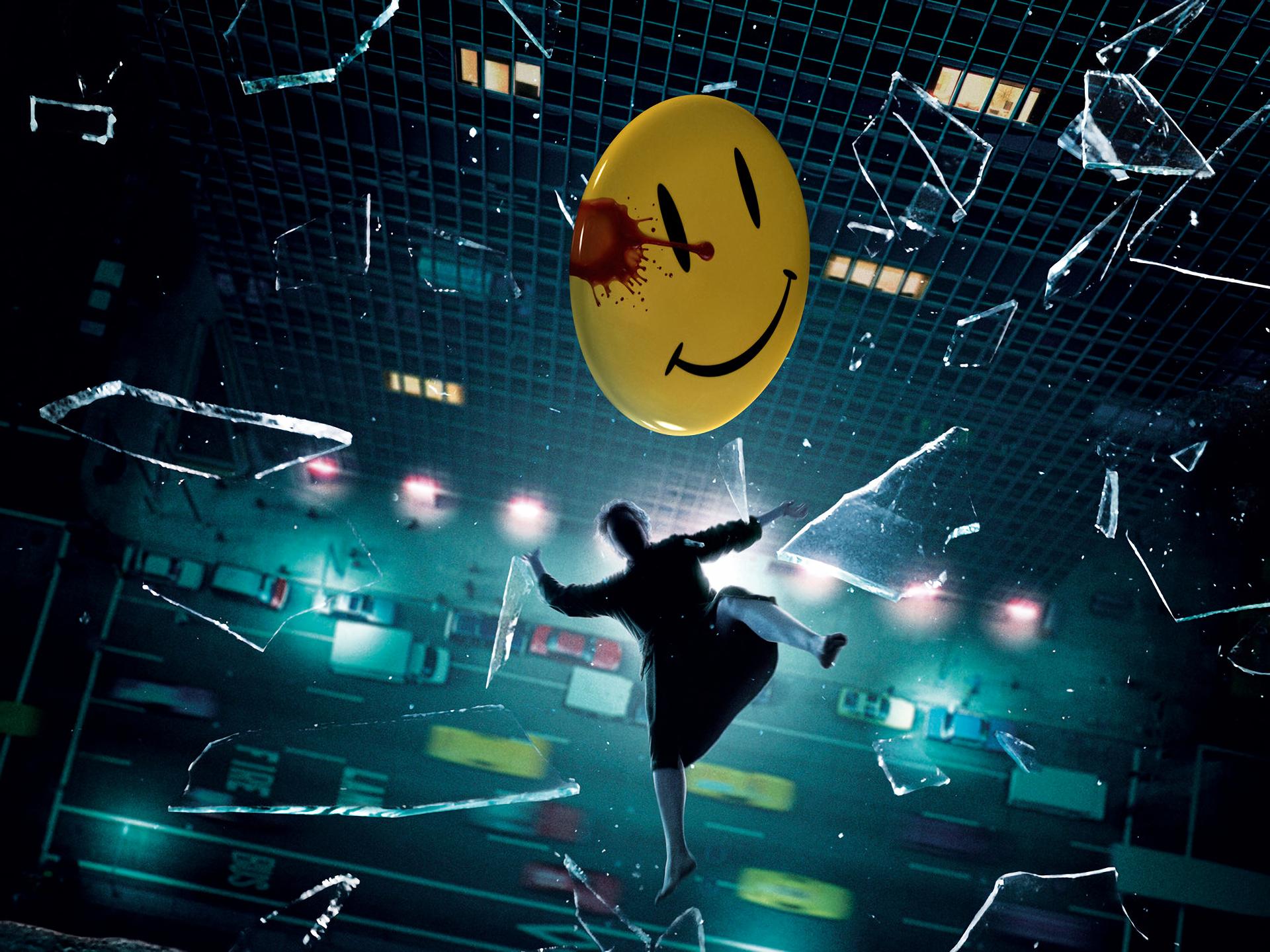 Films - Watchmen  Wallpaper