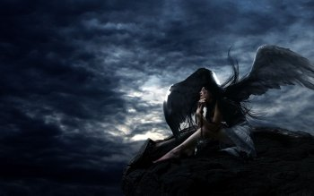 Fantasy - Angel Wallpapers and Backgrounds ID : 177128
