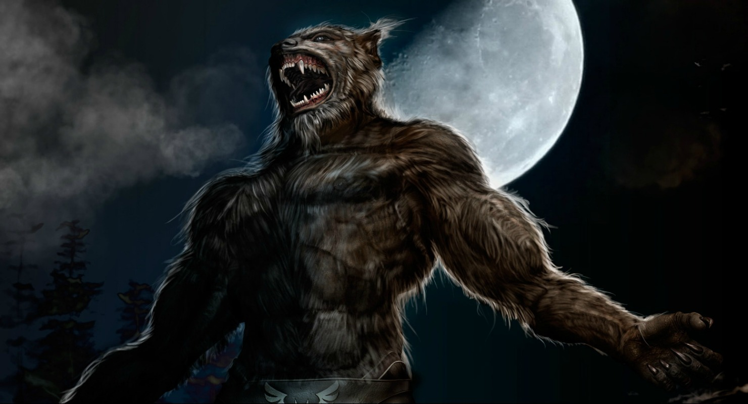 Skyrim werewolf wallpaper hd - photo#15