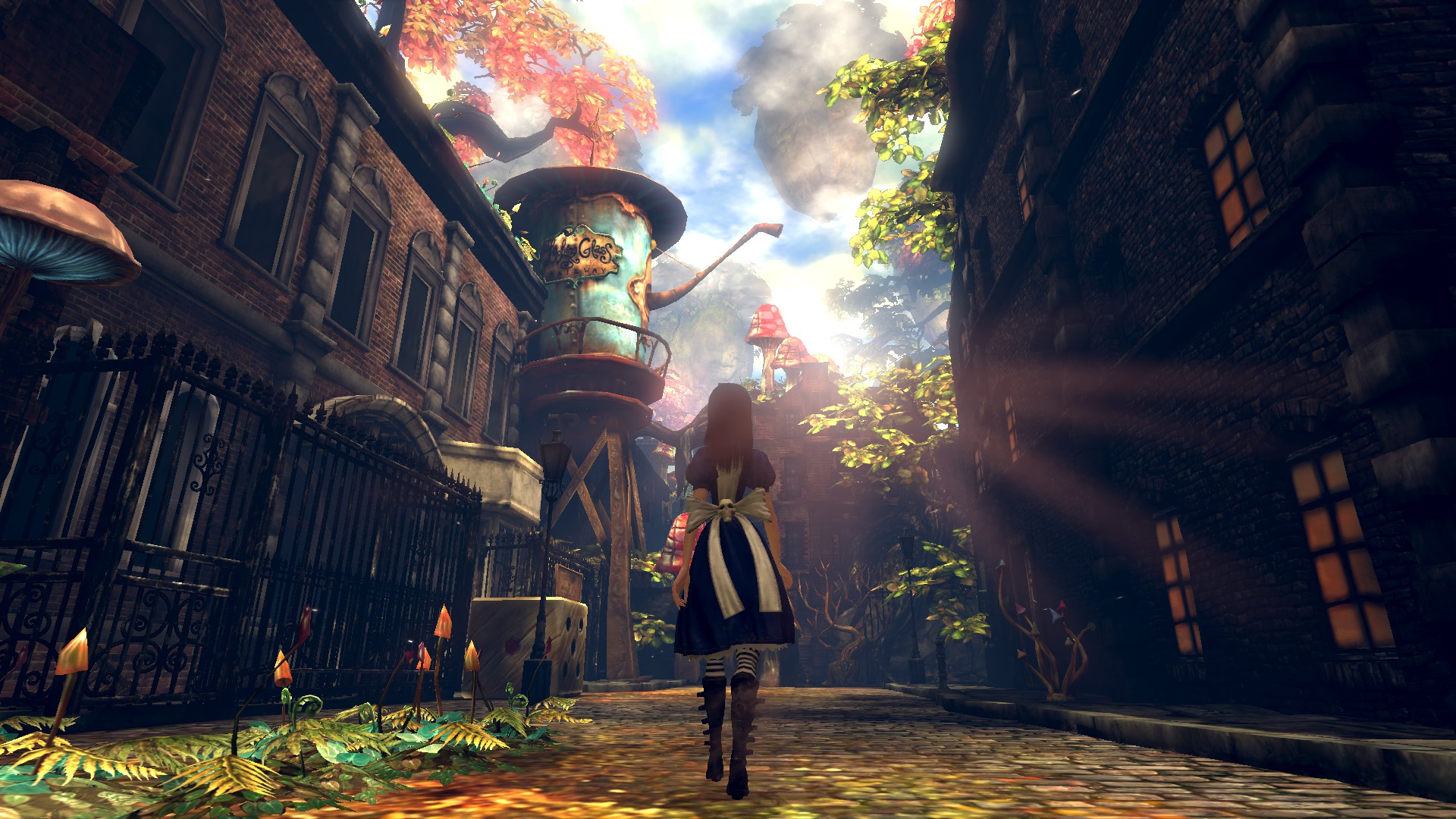 Alice Madness Returns Full HD Wallpaper And Background Image