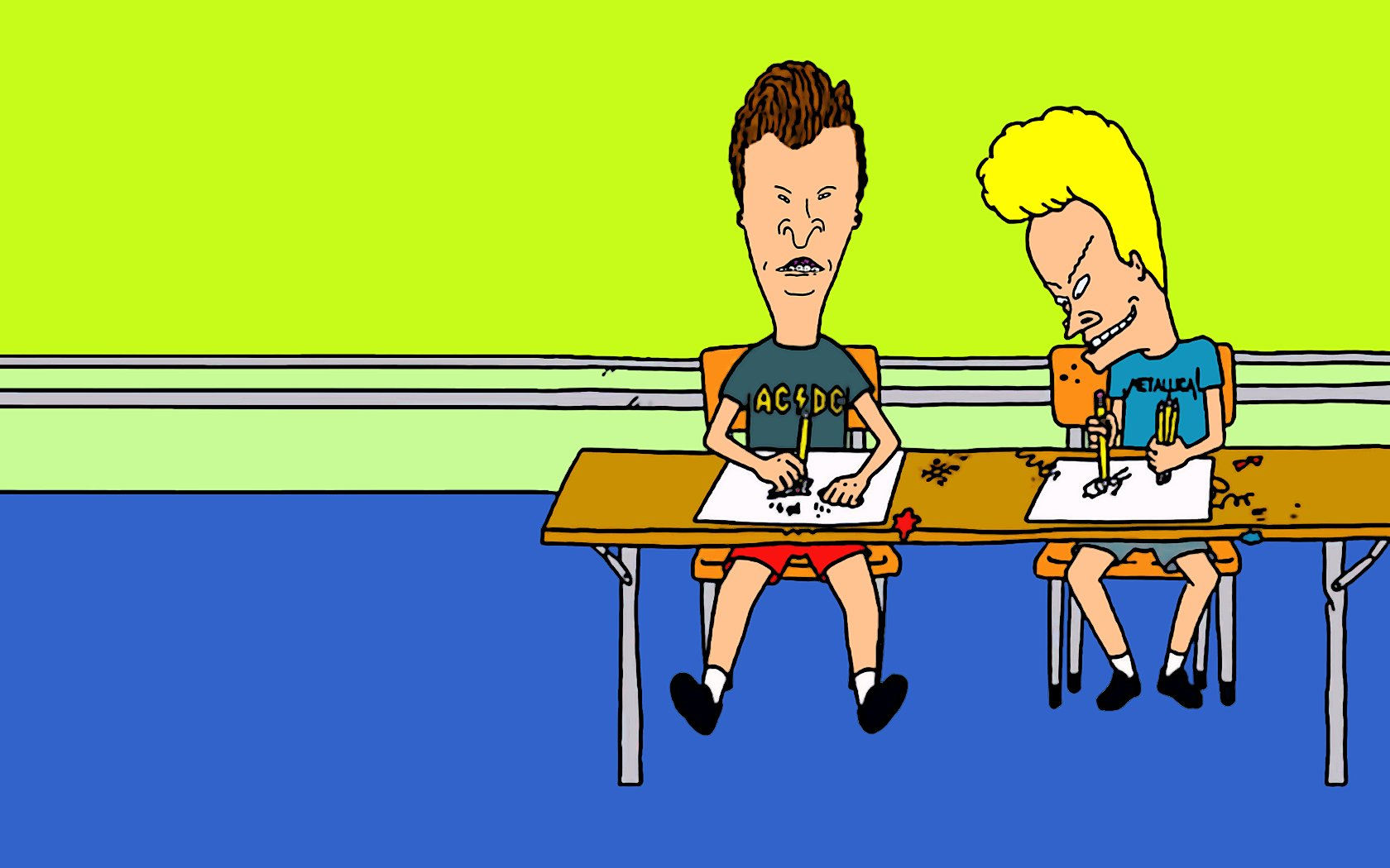Beavis And Butt-Head Wallpaper And Background Image  1680X1050  Id178548 -1963