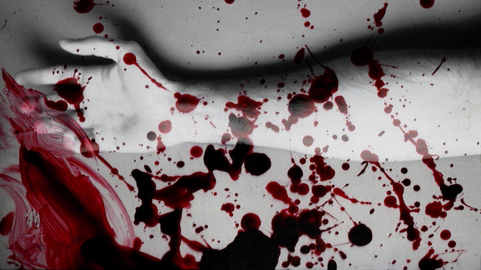 Dark - Blood  Wallpaper